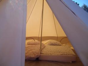 Sahara tent