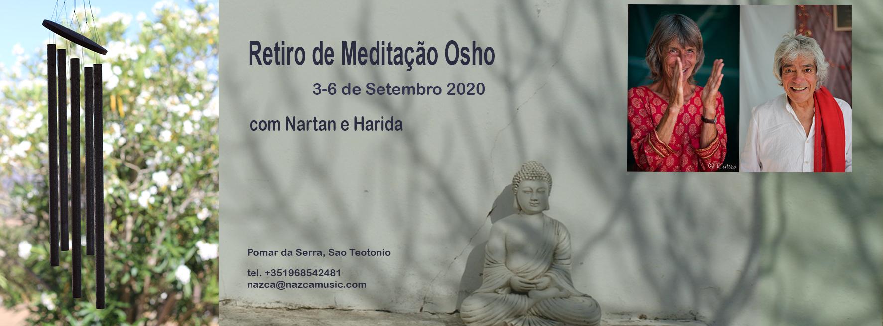 Retiro Meditação Osho